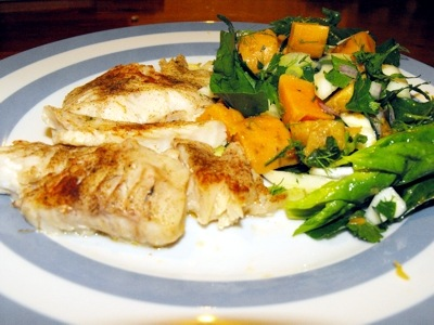Real good fish recipe dijon marinated grenadier fillets for Good fish recipes