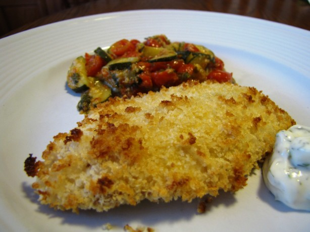 Real good fish recipe panko encrusted lingcod for Good fish recipes