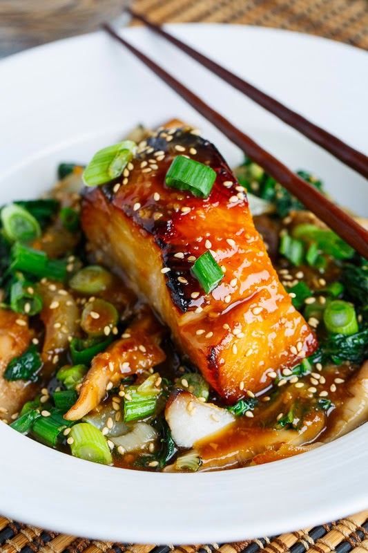 Hong Kong Marinated Sablefish